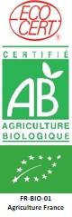 Label ECOCERT, Agriculture Biologique