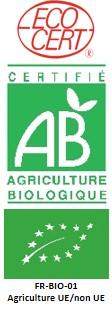 Label ECOCERT Bio UE